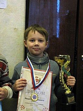 Счастье юного шахматиста